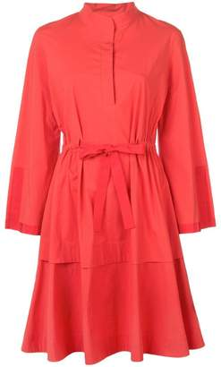 Josie Natori mandarin dress