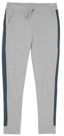 Varsity Fleece Jogger Pants