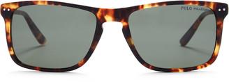 Ralph Lauren Metal Temple Sunglasses