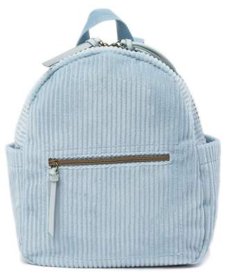 T-Shirt & Jeans Corduroy Backpack