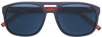 Tommy Hilfiger two-tone sunglasses