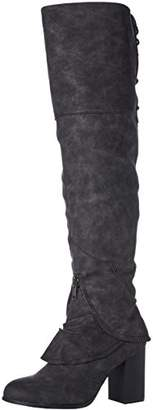 Two Lips Women's Too Liam Over The Over The Knee Boot
