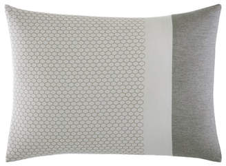 Vera Wang Honeycomb Decorative Pillow