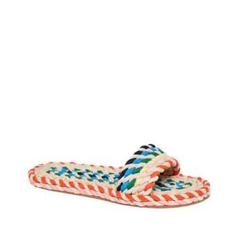 Loeffler Randall Elle Twisted Rope Slide
