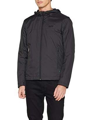 BOSS Men's Jeltech Jacket, (Black 001), X-Large