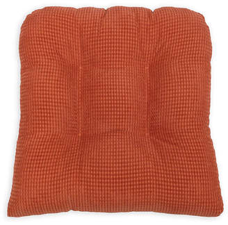Arlee Home Fashions Tyler Set of Two Chair Pad Seat Cushions
