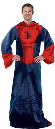 Marvel Spider-Man Spider Up Comfy Throw