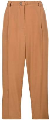 Bottega Veneta cropped trousers