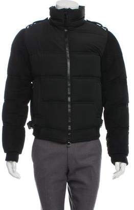 Balmain Lambskin Down Jacket