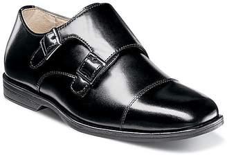 Florsheim Boys' Reveal Double Monk Strap Dress Shoes - Toddler, Little Kid, Big Kid $59.95 thestylecure.com