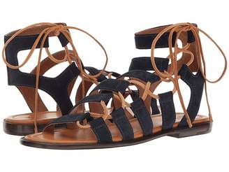 Frye Blair Side Ghillie Women's Dress Sandals