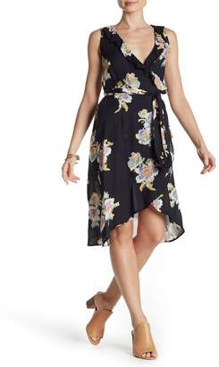 Banjara Ruffle Wrap Dress