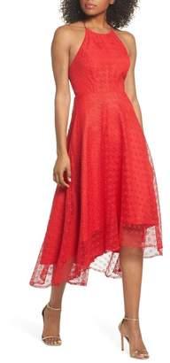 Jenny Yoo Collection Penelope Strappy Back Lace Dress