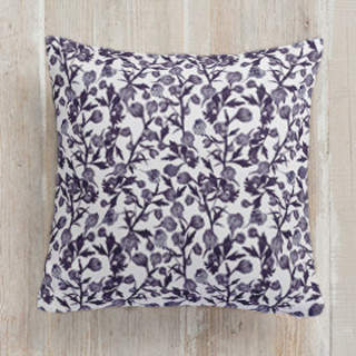 In the Garden Square Pillow