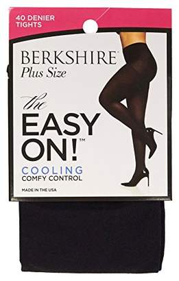 Berkshire Women's Plus Size the Easy on Maximum Coverage Tight