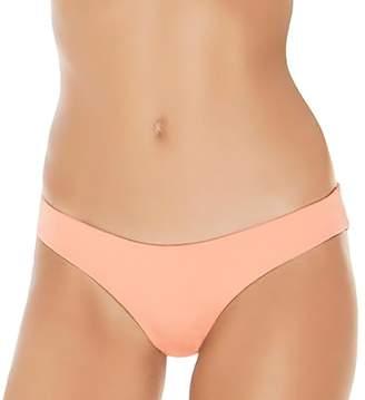 L-Space L Space Sensual Solids Sandy Classic Bikini Bottom - Women's