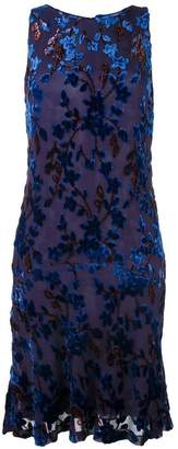 Etro layered embroidered dress