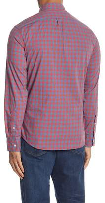 J.Crew J. Crew Gingham Long Sleeve Slim Fit Shirt