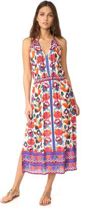 Nanette Lepore Antigua Midi Dress $160 thestylecure.com