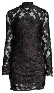 Alice McCall Electric Avenye Lace Mini Dress