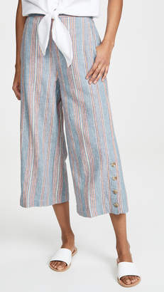 Madewell Side Button Huston Pants