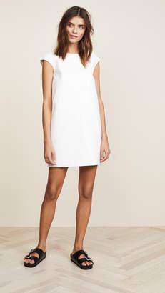 Courreges Cross Short Sleeves Dress