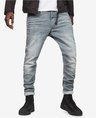 G Star Men's D-Staq 3D Super Slim Fit Stretch Jeans, Created for Macy's