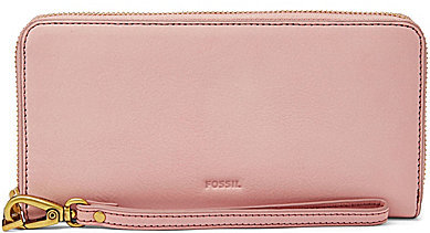 Fossil Fossil Emma RFID Large Zip Wallet