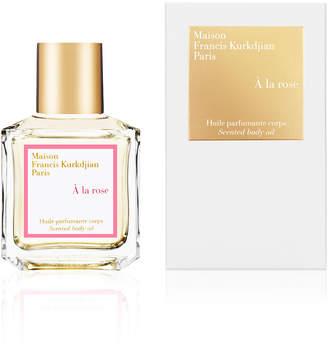 Francis Kurkdjian A la rose Body Oil, 2.4 oz./ 70 mL