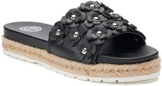So SO Pompane Women's Slide Sandals