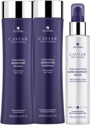 Alterna Full Size Caviar Anti-Aging Replenishing Moisture Set