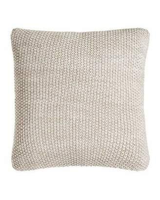 "Sferra Watercolor Knit Pillow, 18""Sq."