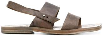 Dimissianos & Miller slingback sandals