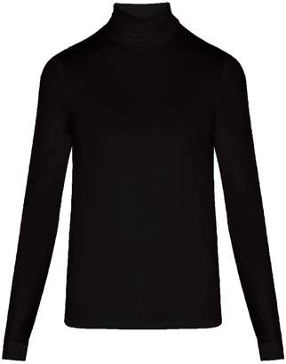 Raf Simons Classic stretch-jersey roll-neck sweater