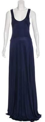 Zac Posen Sleeveless Jersey Gown w/ Tags