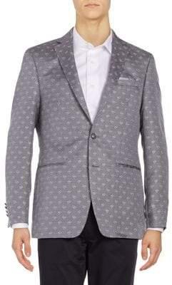 Paisley Print Sportcoat