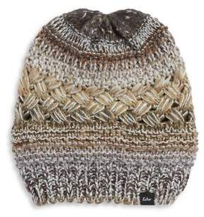Echo Cross Stitch Beanie