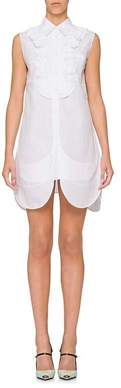 Prada Women's Cotton Poplin Shirtdress