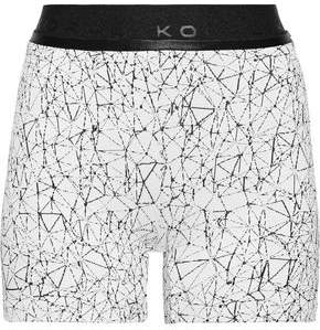 Koral Surge Stretch-jacquard Shorts