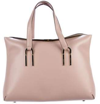 Henri Bendel Smooth Leather Tote