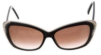 Alexander McQueen Tinted Lens Sunglasses