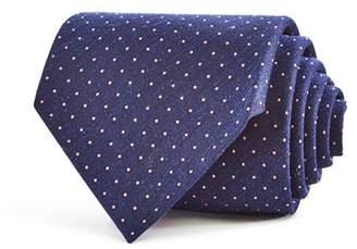 Turnbull & Asser Micro Dot Classic Tie