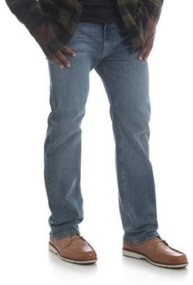 Wrangler Men's 5 Star Straight Fit Jean with Flex