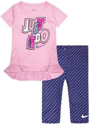 e7fd8dedfb5f Nike Toddler Girl Dri-FIT