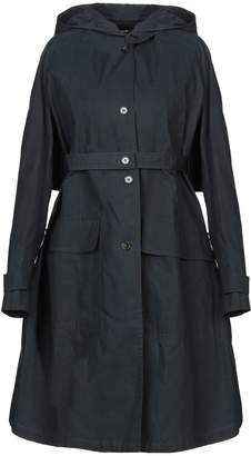 Jil Sander Navy Overcoats - Item 41866904IF