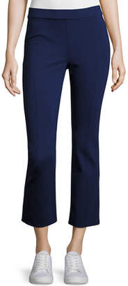 Tory Burch Stacey Ponte Cropped Pants $185 thestylecure.com