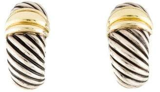 David Yurman Cable Earclips