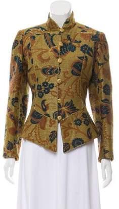 Ungaro Brocade Jacket