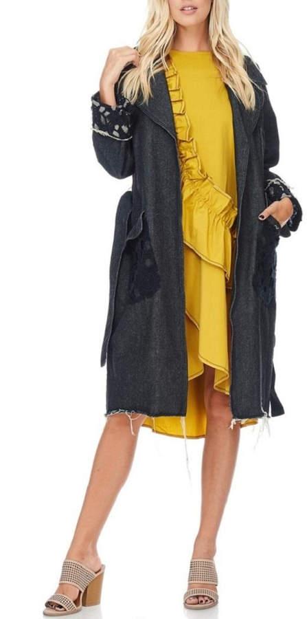 TOV Duo Finch Coat