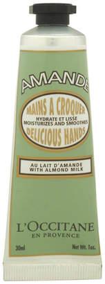 L'Occitane L'Occitaine Unisex 1Oz Almond Delicious Hands Cream
